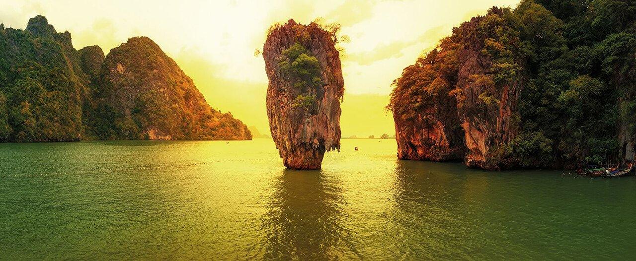 James Bond Island Phang Nga Bay Tour