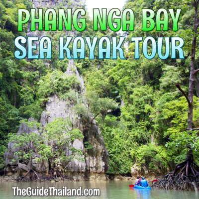 Phang Nga Bay Sea Kayak Tour