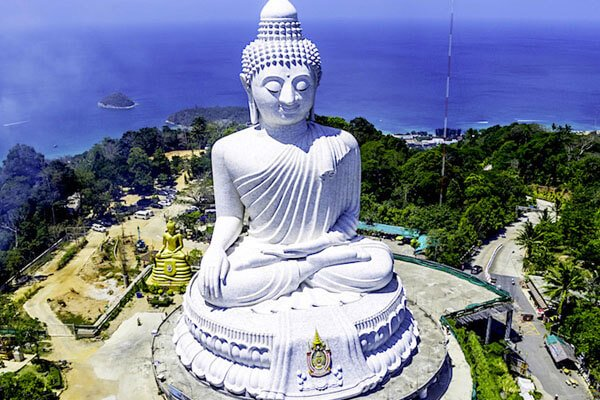 Private Phuket City Tour - Big Buddha Phuket