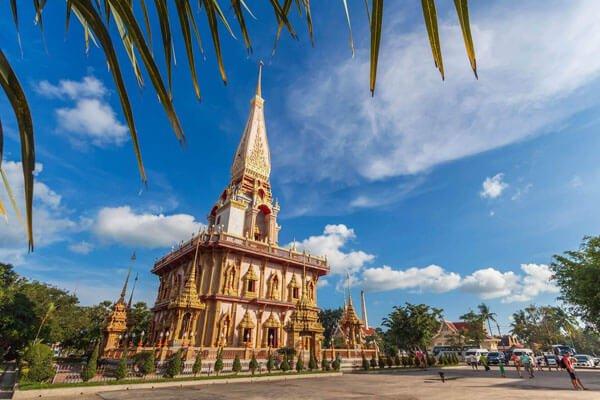 Private Phuket City Tour - Chalong Temple Phuket