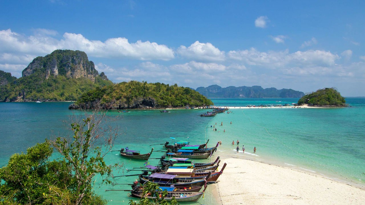 Chicken Island - Krabi