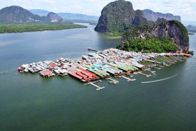 Koh Panyee Island - Phang Nga Bay