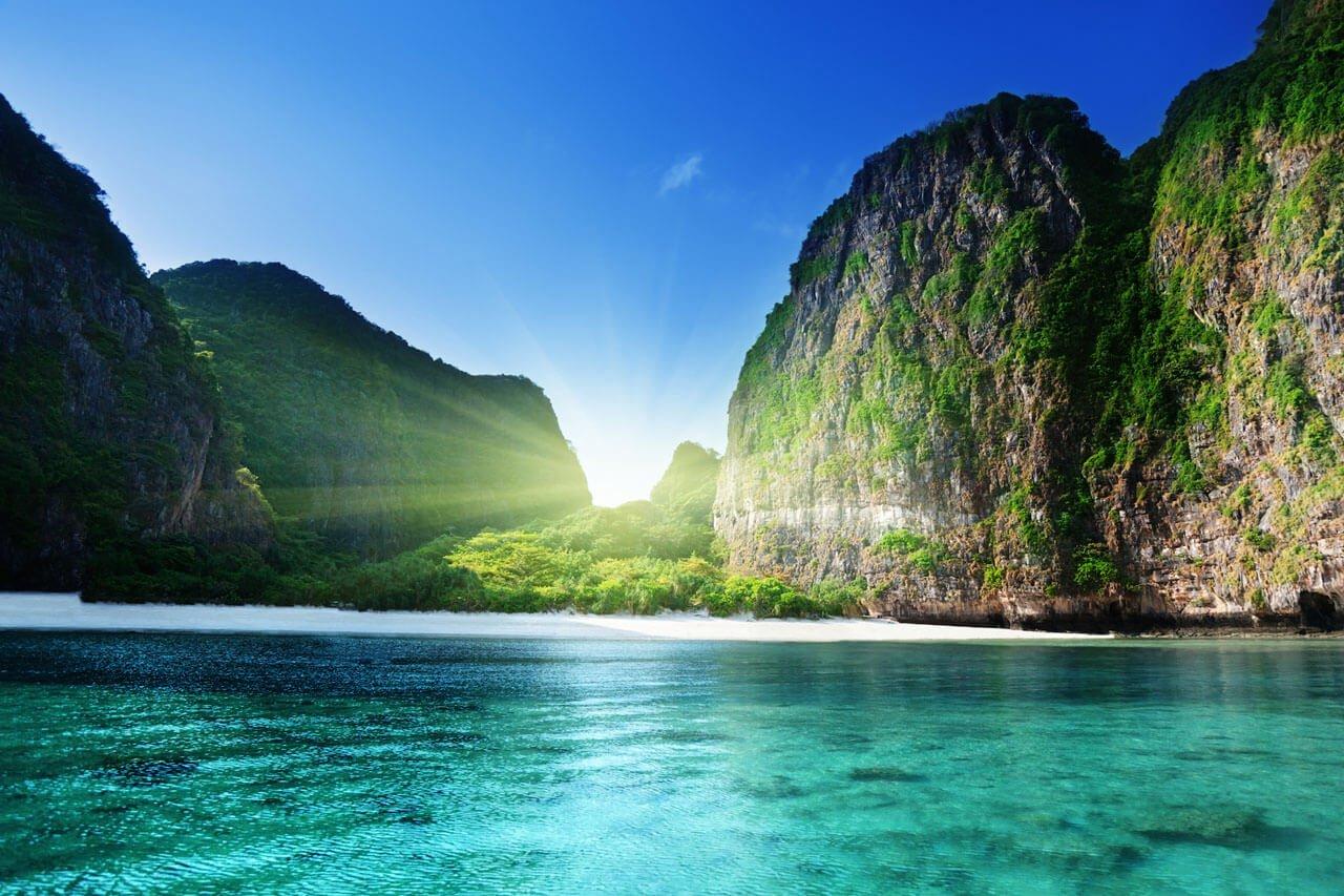 Maya Bay - Phi Phi Ley