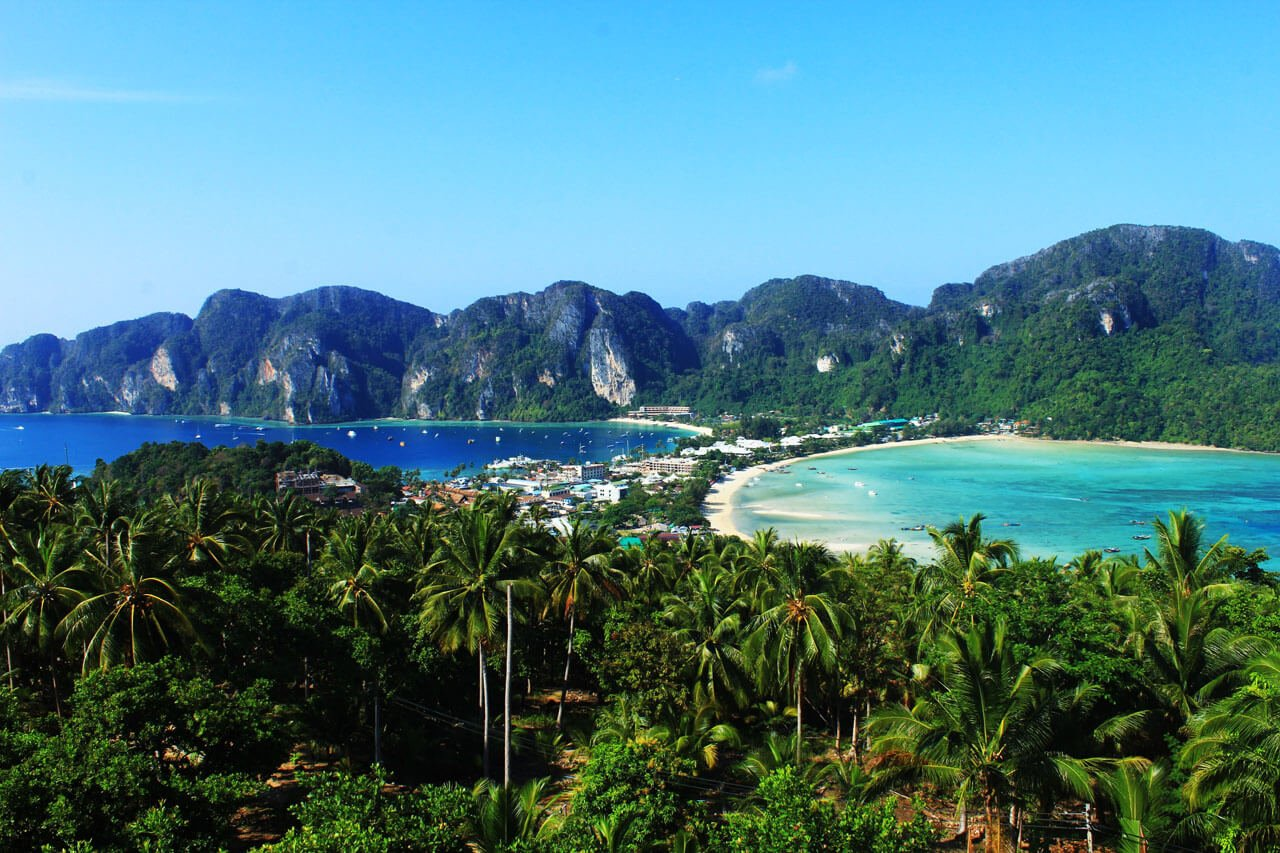Phi Phi Don Viewpoint