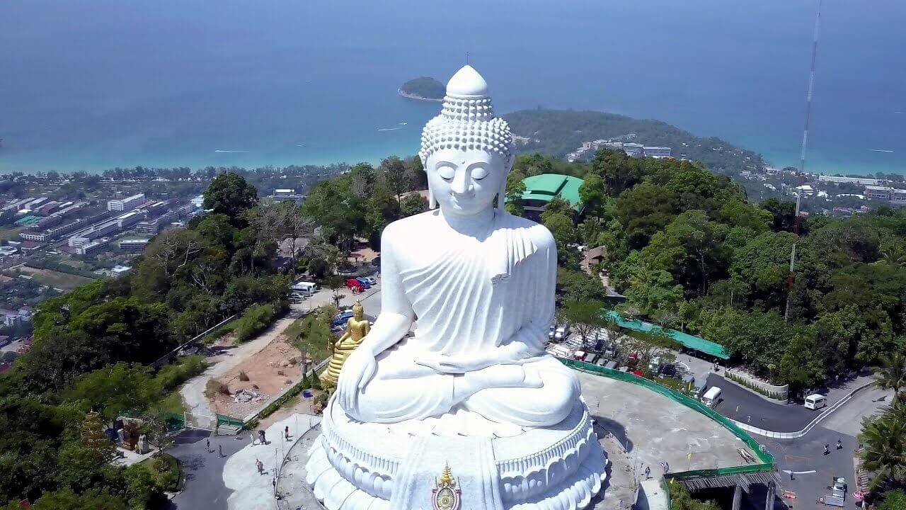 Phuket Thai Cooking Class with Sightseeing Tour Full Day - Big Buddha Phuket