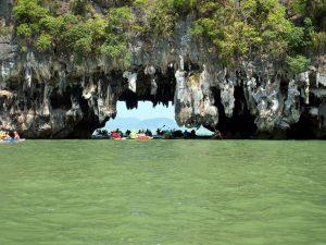 Talu Island - Phang Nga Bay