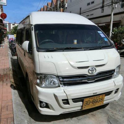 Phuket Airport Transfer Service (Taxi and Shuttle Service)