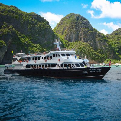 Phi Phi Islands Sightseeing Tour by Big Boat
