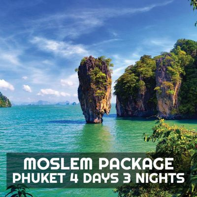 Phuket Tour Package 4 Days 3 Nights Moslem Package
