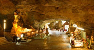 Wat Suwan Kuha Temple Phang Nga