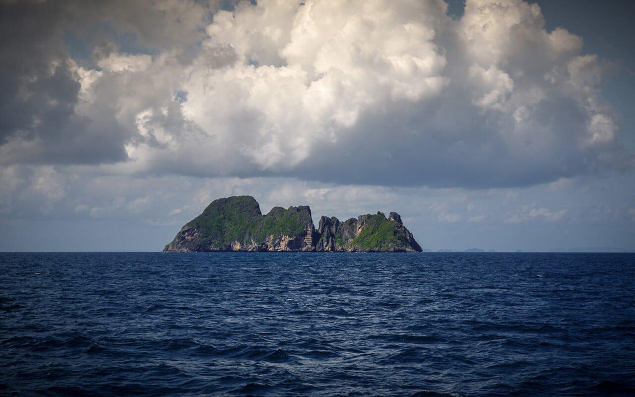 Koh Khao Khat - Green Island