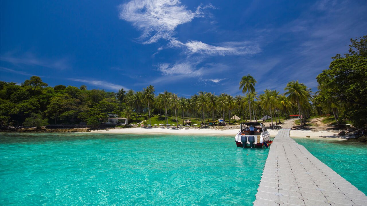 Racha Yai Island