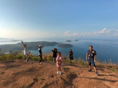 Black Rock Pha Hin Dam Viewpoint Karon Phuket