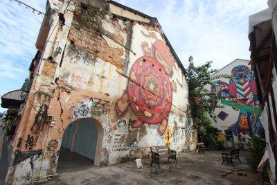 Phuket Old Town Art Street
