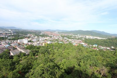Rang Hill Viewpoint Phuket Town