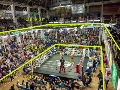 Thai Boxing Real Flight