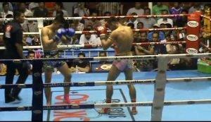 Thai Boxing Real Flight Phuket