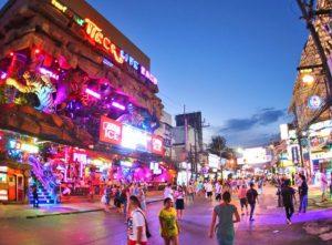 Bangla-Road-in-Patong-Beach Phuket
