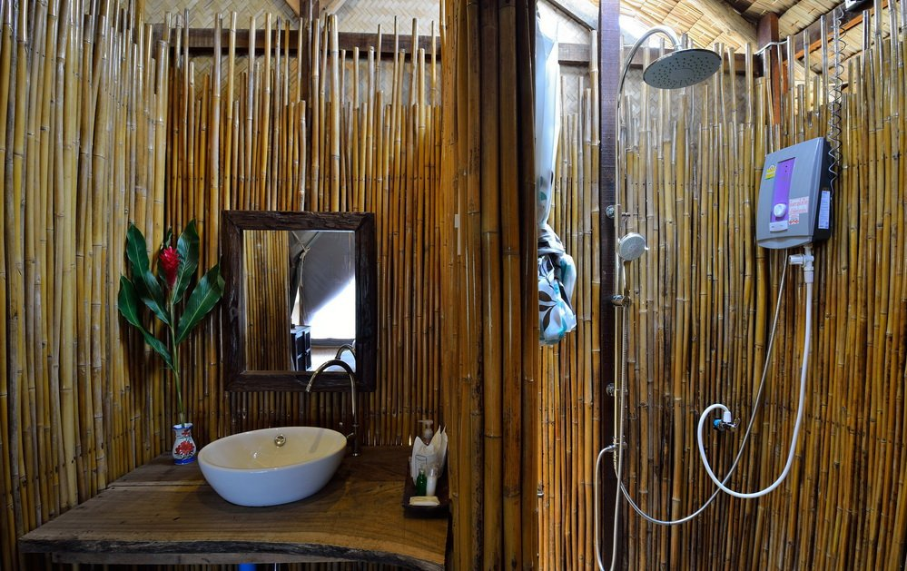 Khaosok Boutique Camps Toilet