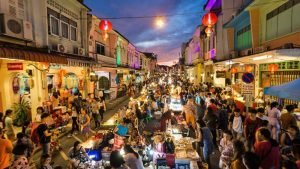 Nights Market Phuket Town