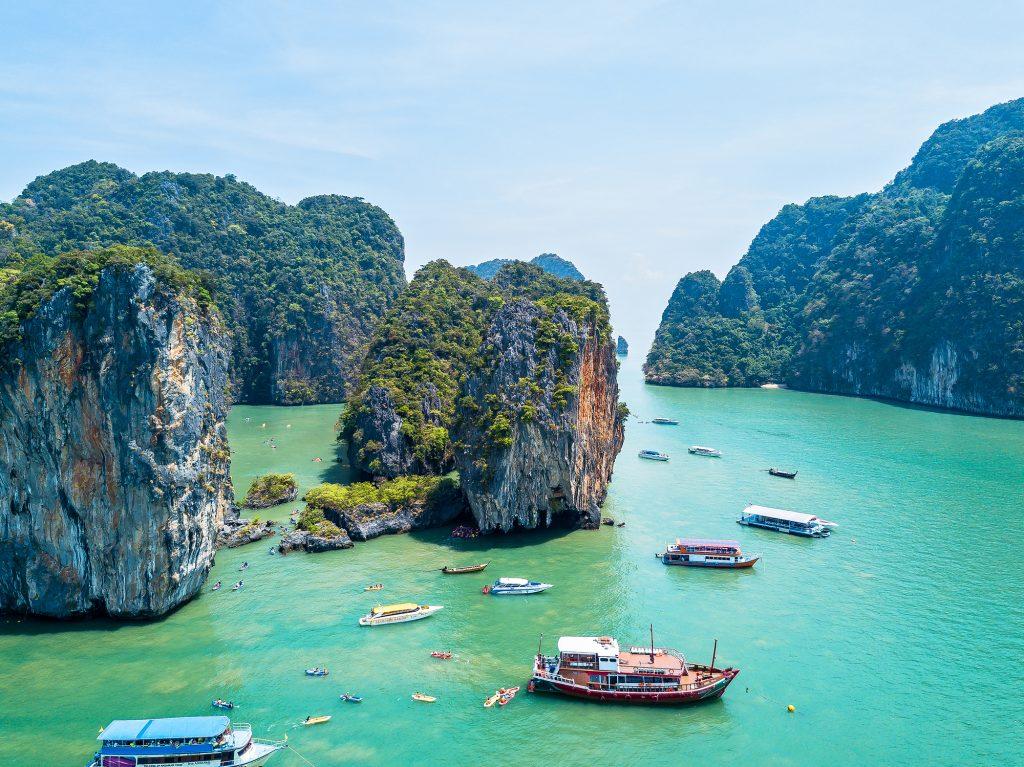 Phang Nga Bay Hong Island