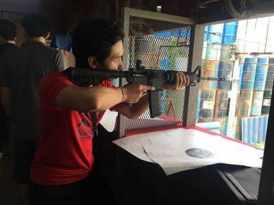 Shooting Phang Nga