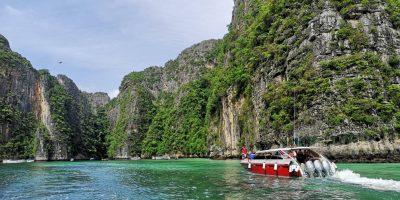 Plieh Cove Phi Phi Island