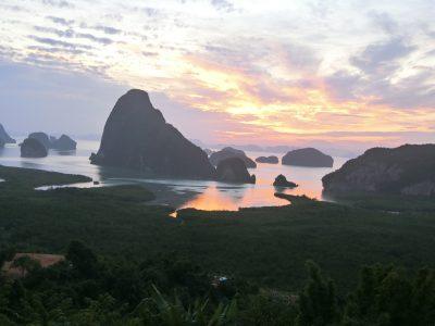 Samed Nang She Viewpoint Phang Nga Bay