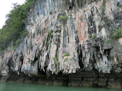 Limestone Island Phang Nga Bay