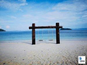 Madam Beach Nyaung Oo Phee Island Myanmar