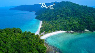 Bruer Island Myanmar