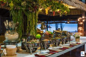 Restaurant Nyaung Oo Phee Island